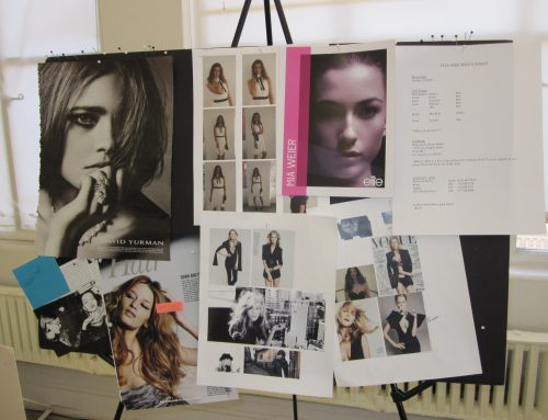 Creative Direction + Model Casting